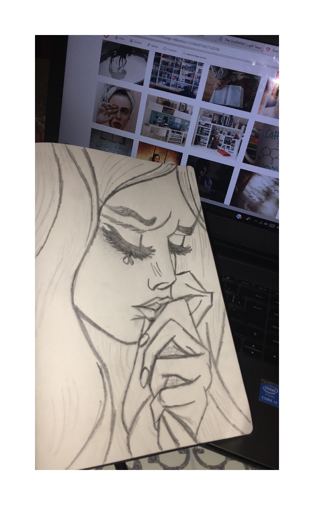 Jeg elsker at tegne!