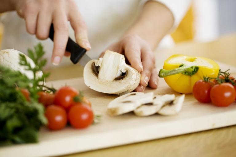 Frivillig- er du glad for sund mad?