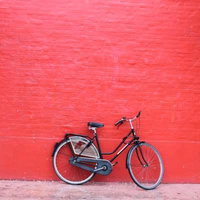 Veninde til cykel ture til