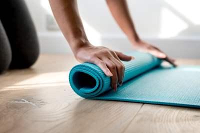 Udforske yoga sammen