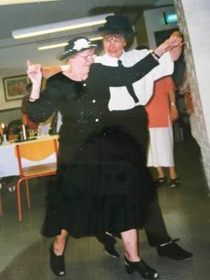Seniordans. Løgstør