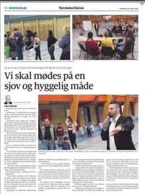 Bornholms nye sociale fællesskab