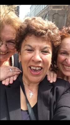 Fransk kvinde søger venner!