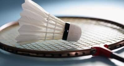 Badminton makker
