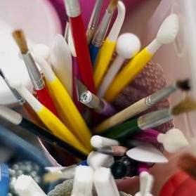 Kreative ting samt hobby