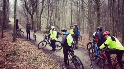 Mountainbike for mandfolk