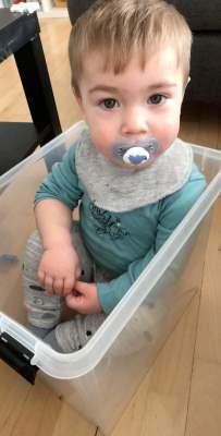 Barnepige/reservebedste søges