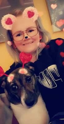 mig og hunden (hundevenner)