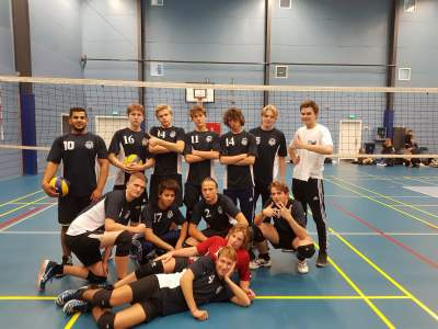 Kom til prøvetræning i Volleyball