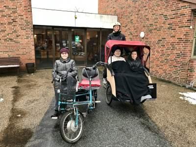 Bliv frivillig cykelpilot