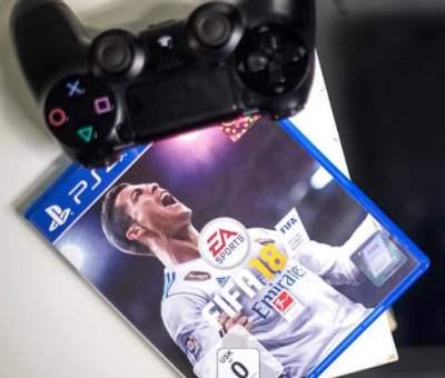 FIFA på PS4