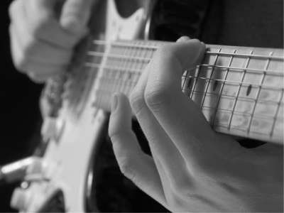 Guitarist/banjospiller Midtsjælland