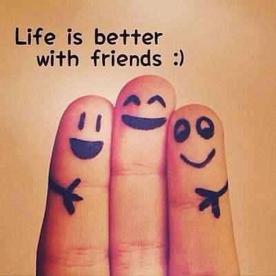 Nye venskaber...☺️