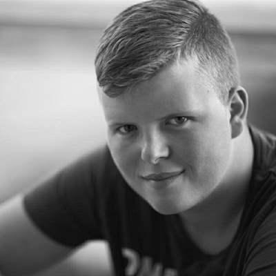 Jacob Jerichau, 18 år, bor hjemme