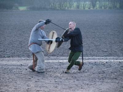 Søger kriger til viking kampgruppe