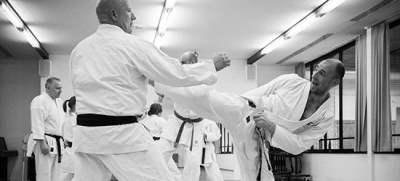 Karateklubben Mujin-kai