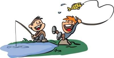 Fiske Steder