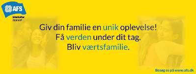 Bliv værtsfamilie!