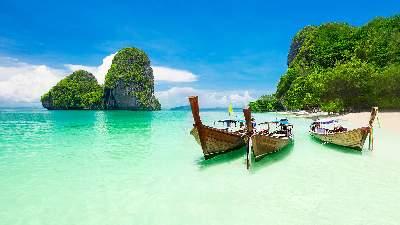 Rejsemakker til Thailand