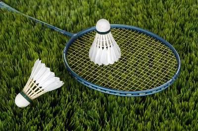 Badminton svanemøllehallen