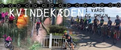 Sociale cykelturer for kvinder