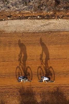 Ledsager til løb, cykling o.l.