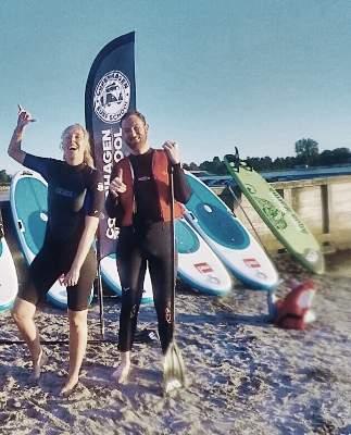SUP-SURF PARTNER!