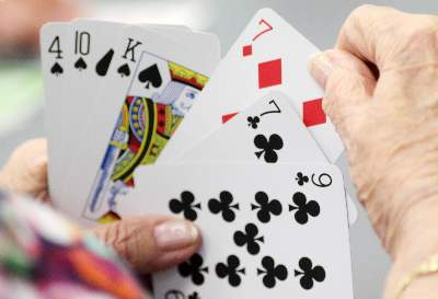 Kortspiller