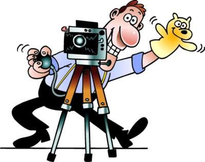 Fritids fotograf
