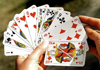 Spiller du også kort?